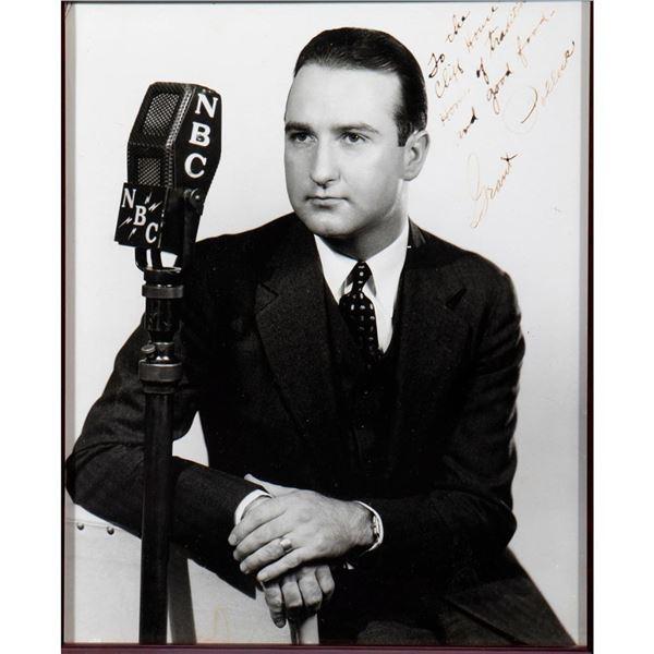 Grant Pollock NBC Radio Host