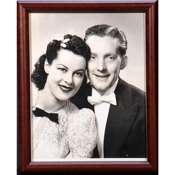 Bess Ehrhardt and Roy Shipstad