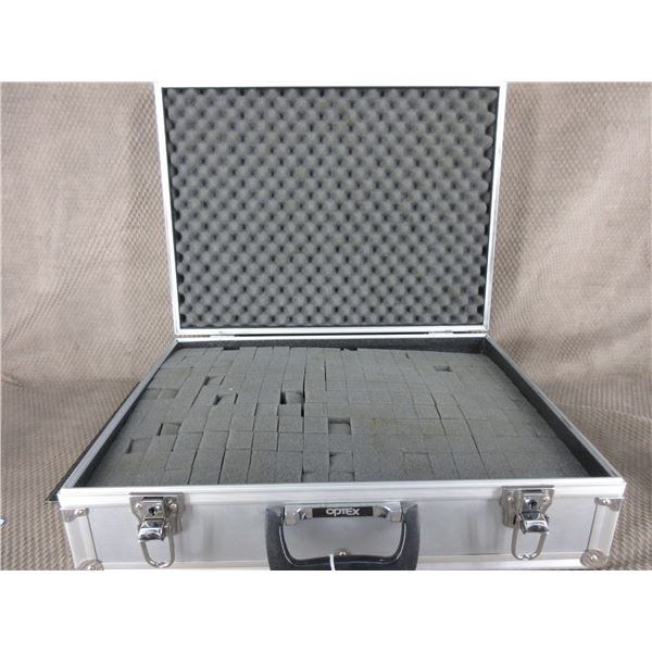 Optex Hand Gun or Tool Case - No Keys