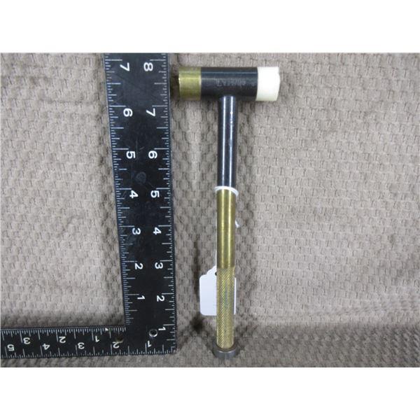 Lyman Brass & Nylon Gunsmith Hammer