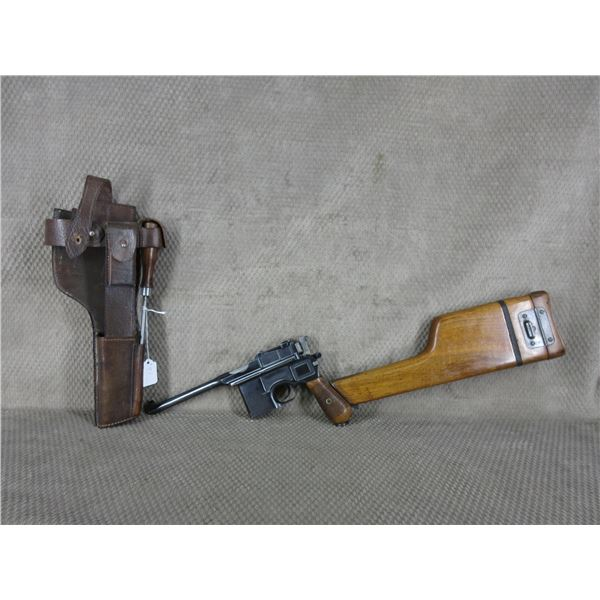 Restricted - Mauser C96 Broom Handle in 7.63X25 Mauser