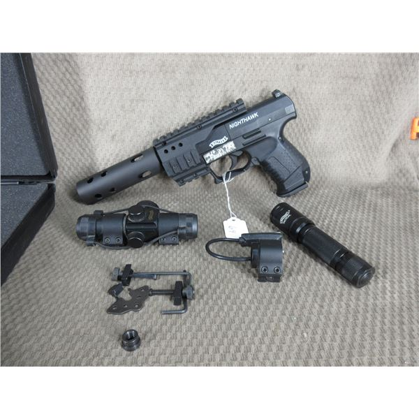 Umarex Walther Nighthawk CO2 Pistol with Scope