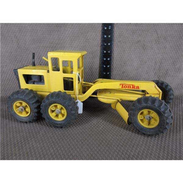 Tonka Grader - Appears to be in Working Order