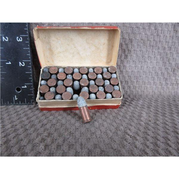 32 Short Rimfire Winchester Collector Box of 50