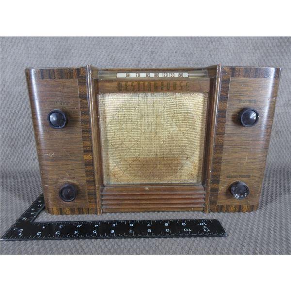 Vintage Westinghouse Radio