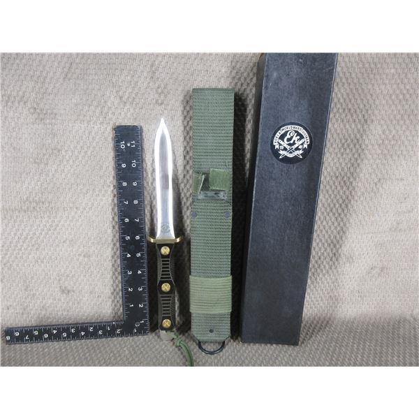 EK - Model M-4 Knife with Sheath