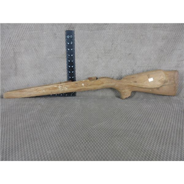 Black Walnut Mauser ACN Stock Blank
