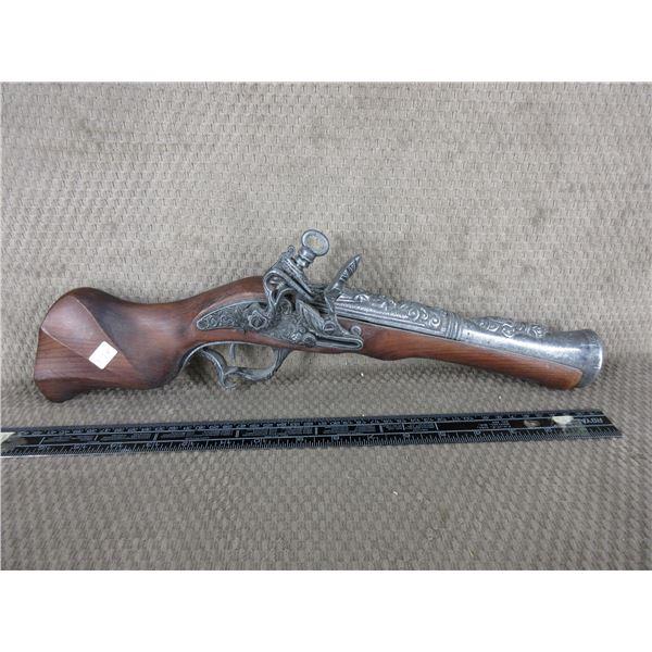 Non-Working Replica of a Flintlock Pistol