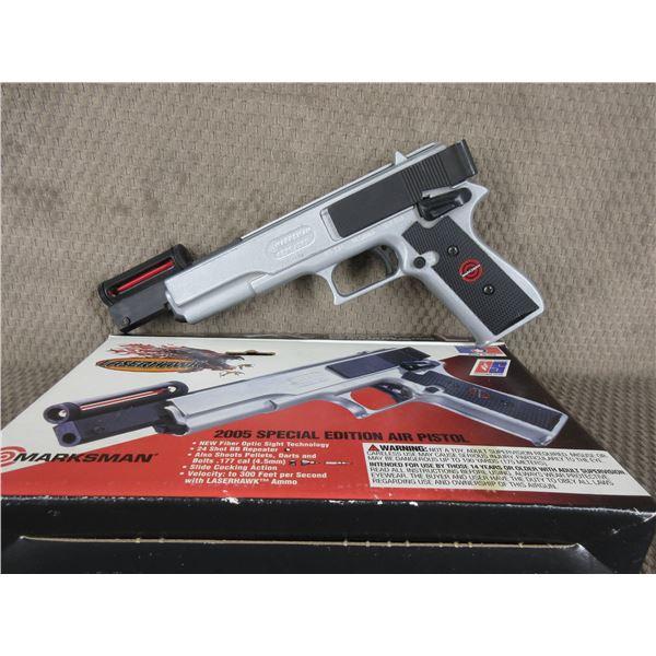 Laserhawk Marksman CO2 Pistol in .177