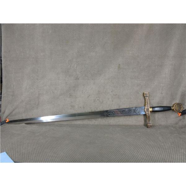 King Arthur Replica Excalibur Sword