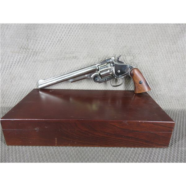 Non-Working Replica of a Top Opening Revolver