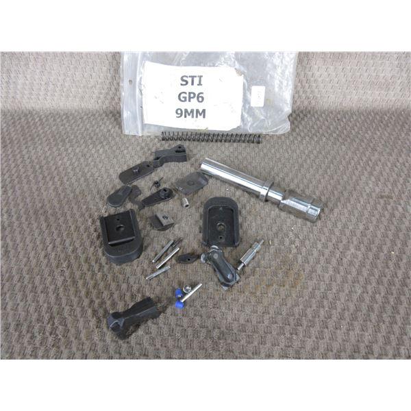 STI GP6 9MM Parts