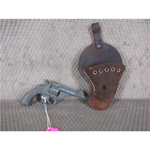 Vintage Toy Gun & Holster