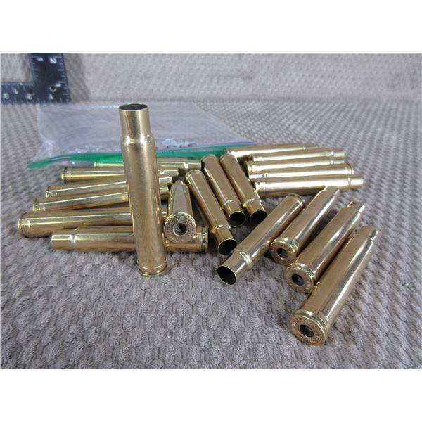 375 Wby - 20 Brass