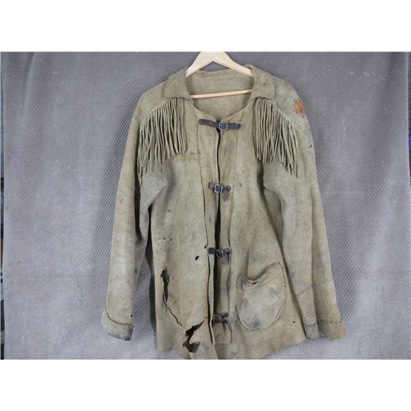 Cowboy Collectible Early 1900's Rawhide Plains Jacket