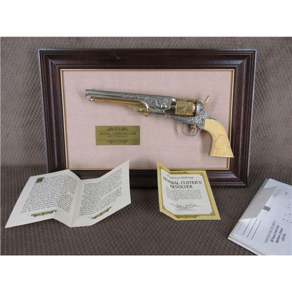Non-Working Replica of General Custer's Revolver