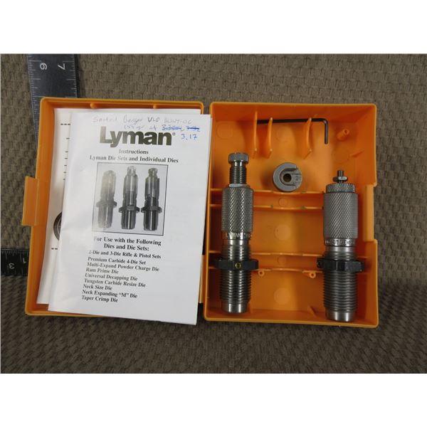 30-06 (7.62 X 63mm) Lyman 2 Die Set with Shell Holder