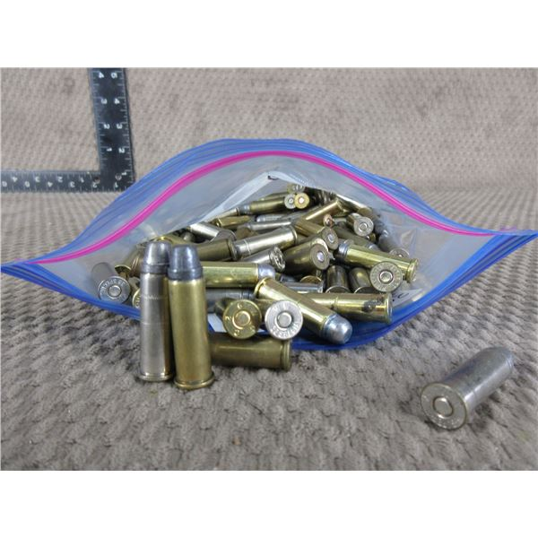 38 Special - Bag of 100 Rnds - Reloads sold as componets