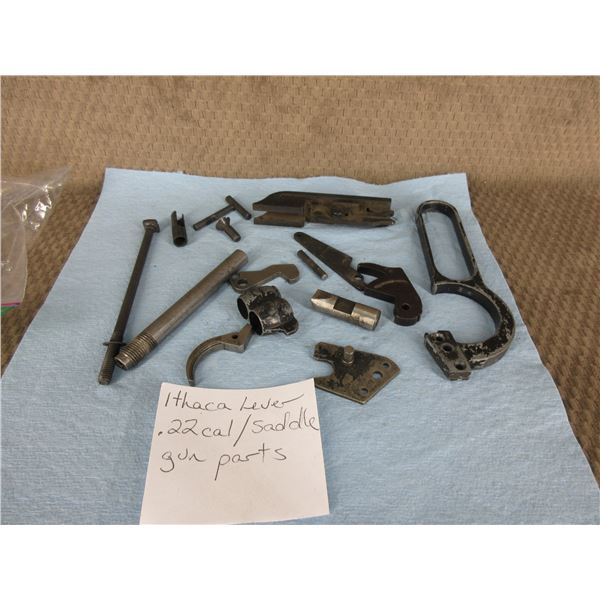Ithaca Lever Saddle Gun Parts 22 Caliber