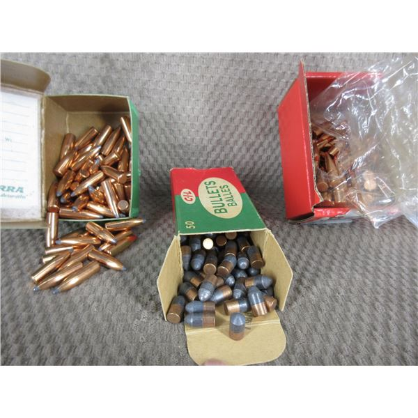 303 Cal. Bullets 3 Part/Full Boxes