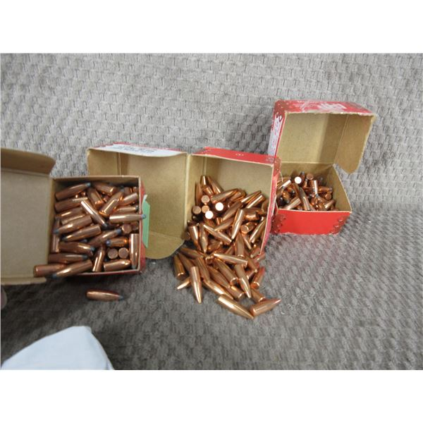 22 Cal. Bullets 3 Part/Full Boxes