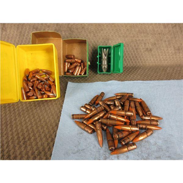Bullets 270 Cal, 35 Cal, 308 Tracer, RCBS Burring Tool
