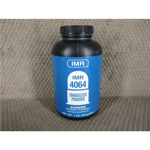 IMR 4064 Powder - Can weighs 516 Grams