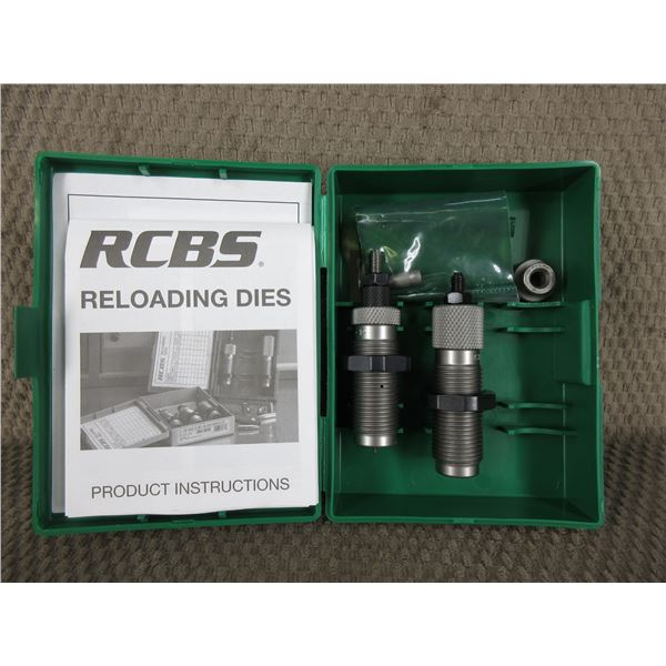 7.62 X 39 RCBS 2 Die Set with Shell Holder