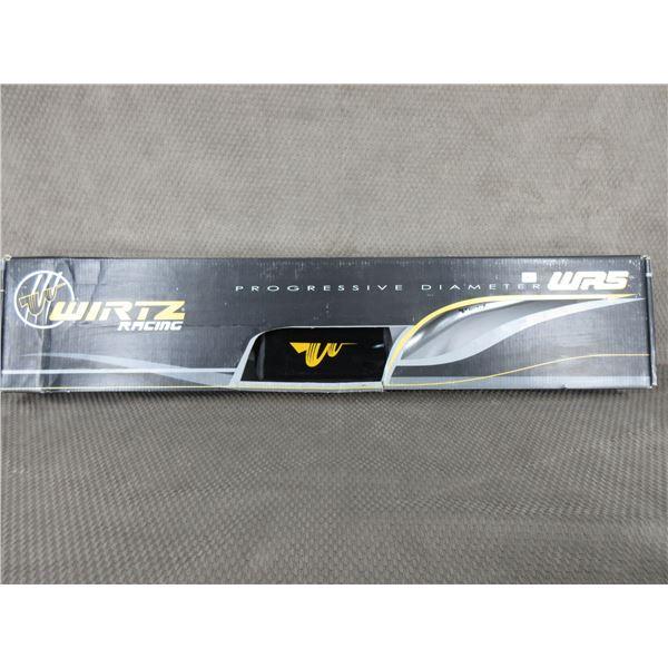 Wirtz #234-R5-Sl Handlebar WR5 Silver - Yamaha/Suzuki