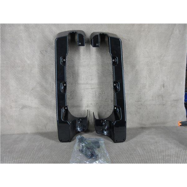 Set of Hard Saddle Bag Extensions