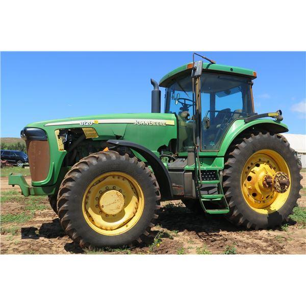 2004 John Deere 8120 Tractor (Runs & drives See Video)