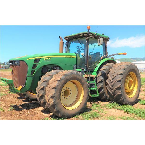 2010 John Deere 8320R Tractor (Runs & Drives See Video)
