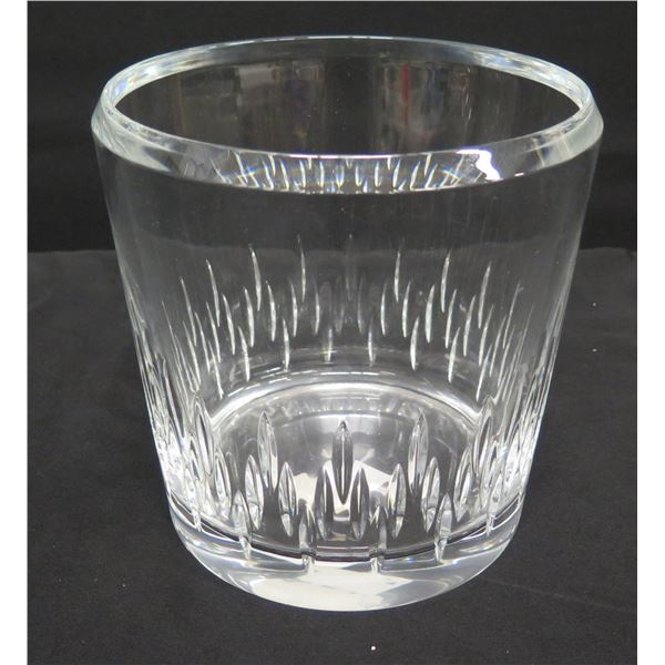 "Duchess Glass Ice Bucket/Vase 7.5""Dia, 7"" Tall"