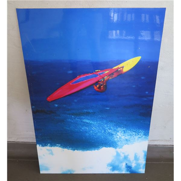 "Windsurfer Art Work Unframed 24""x36"""
