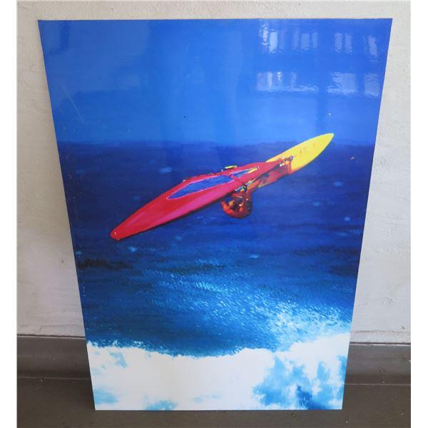 Windsurfer Art Work Unframed 24 x36