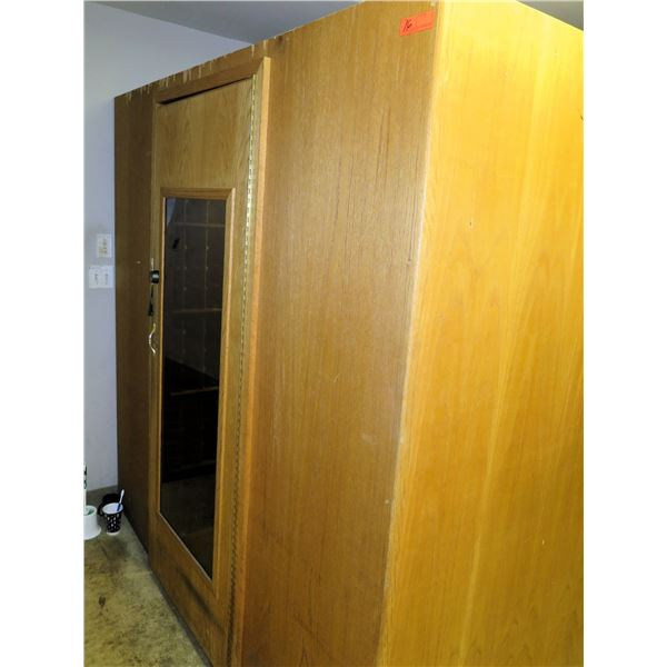 Breezaire Chilled Wine Storage Cellar Cabinet (buyer responsible for disassembly)