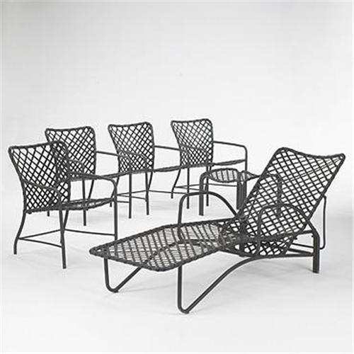 Brown Jordan Outdoor Furniture Set Usa C