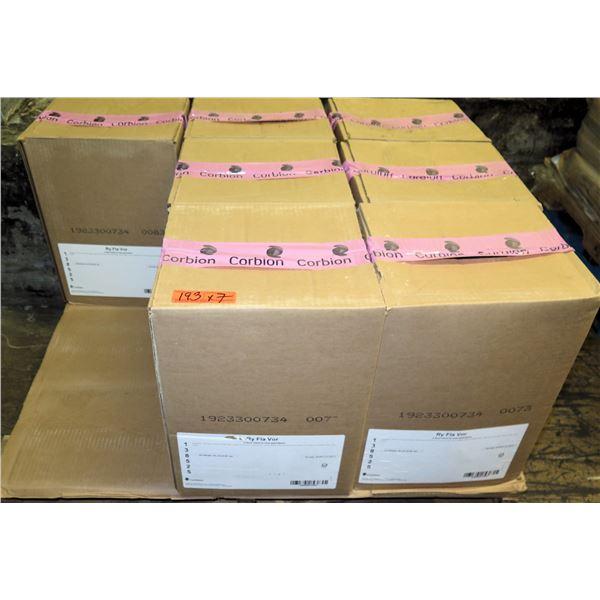 Qty 7 Boxes Carbian Ry Fla Vor Flavor Blend Rye Flour 50-lb