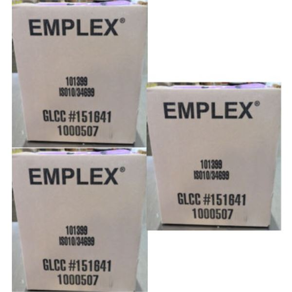 Qty 3 Boxes Emplex SSL (Sodium Stearoyl Lactylate)