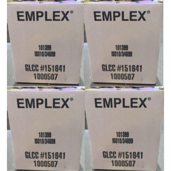 Qty 4 Boxes Emplex SSL (Sodium Stearoyl Lactylate)