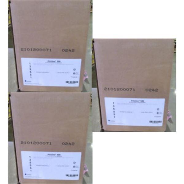 Qty 3 Boxes Pristine 500 50-lb Enzyme Blends