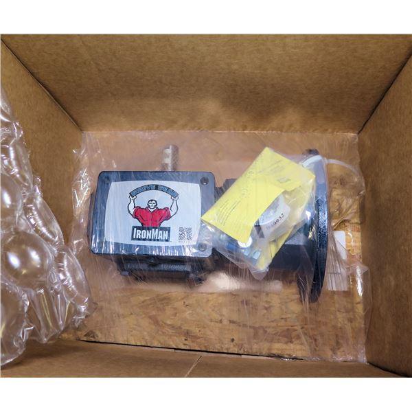 New Ironman by Grove Gear 2.6HP Gearbox Model GR8180049.00 in Box