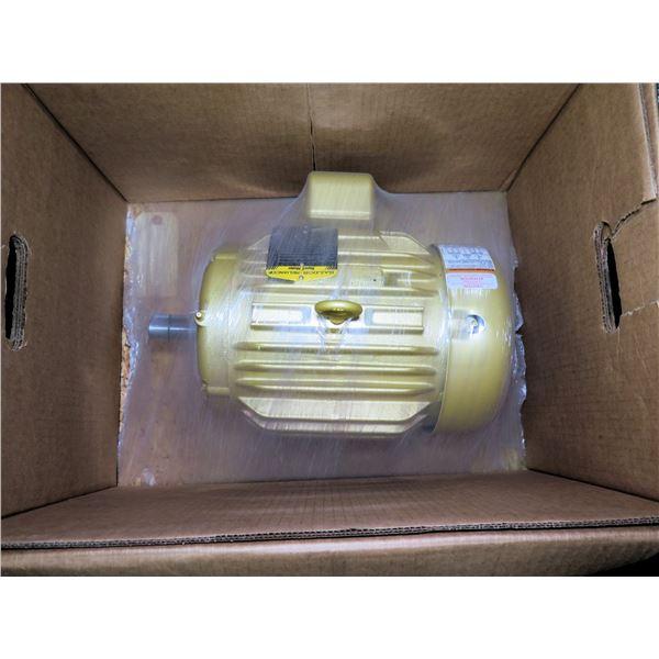 New Baldor Reliance General Purpose 3HP Motor Model EM3661T
