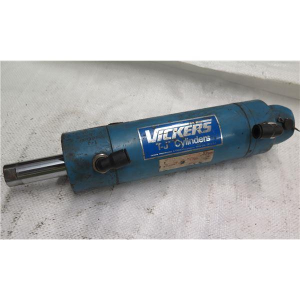 Vickers T-J Cylinders TA Joerx Pneumatic Threaded Cylinder