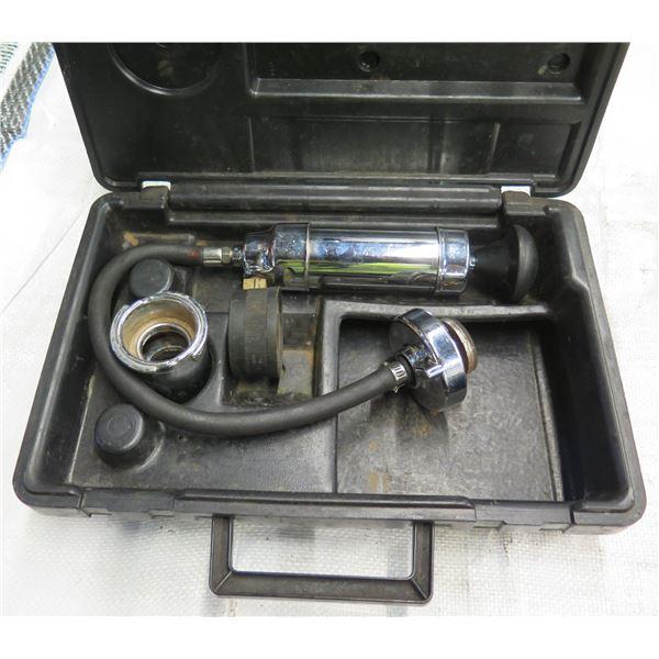 NAPA Balkamp Cooling System Pressure Tester 700-1115