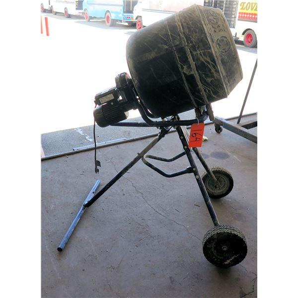 Kobalt Always Start Mixer w/ Drum Empty Model 0241568