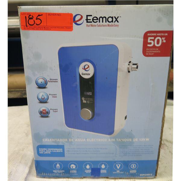 Eemax Tankless Water Heater Model EEM24013