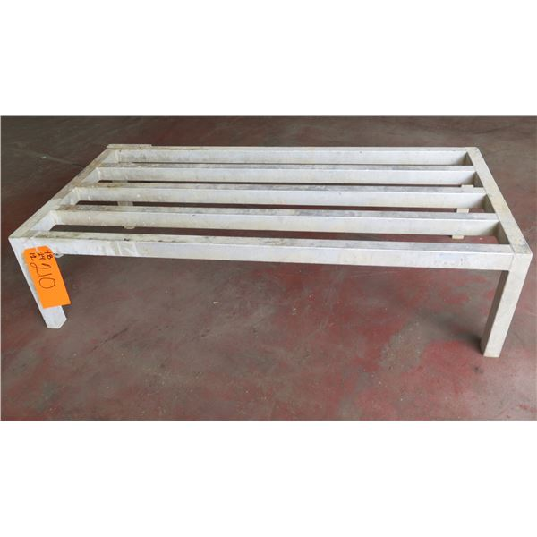 """Dunnage Rack w/ Slatted Top 48""""x24""""x12"""" Ht."""