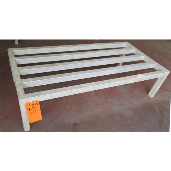 "Dunnage Rack w/ Slatted Top 48""x24""x12"" Ht."