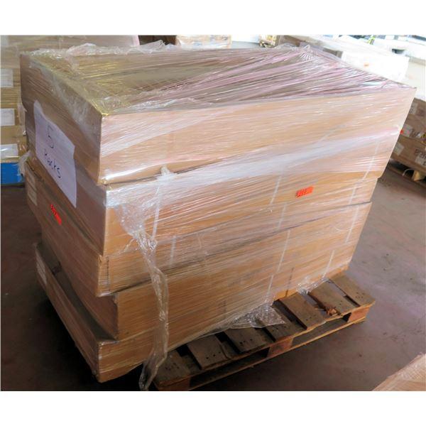 Pallet 5 Metal Display Racks in Boxes